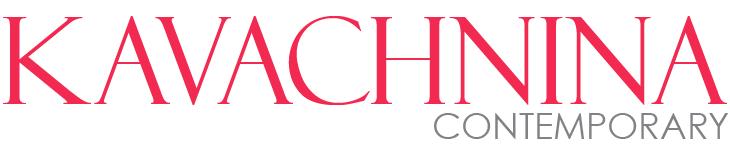 Kavachnina Contemporary Logo